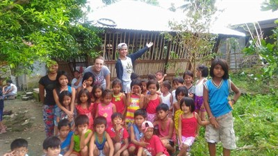 Evangelism & Childrens' Work, Philippines - Dan & Hatty Ingle-Tanteo