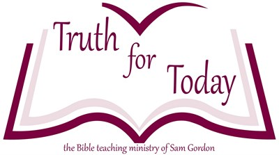 Pastoral Work & Bible Teaching, UK & Worldwide - Sam Gordon