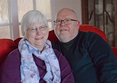 Training Development & Evangelism, UK and France - Pete & Christine Winmill