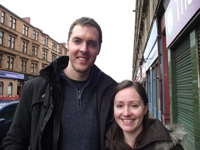 Holistic Mission, Glasgow - Simon & Moira Baxter