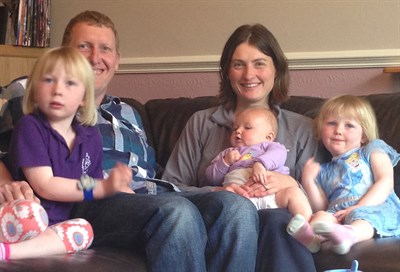 Church Leadership, South Yorkshire - Ben and Nicole Hudd & Family