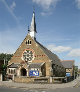 Lancaster Road United Reformed Church