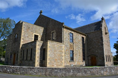 St Ninians Old Parish Church, Stirling